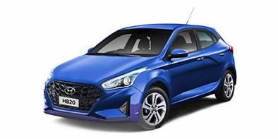 Novo Hyundai HB20 será lançado em setembro