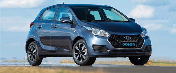 Lançamento do Hyundai HB20 Ocean
