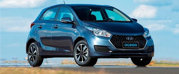 Lançamento: edição especial Hyundai HB20 Ocean