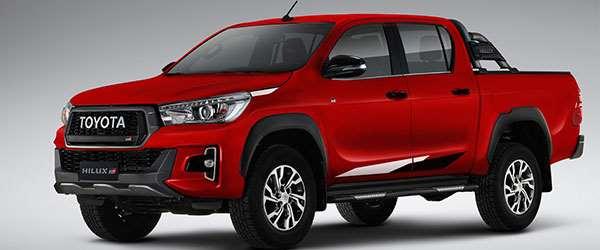 Nova Toyota Hilux V6 chega ao Brasil
