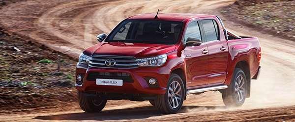 Toyota Hilux em até 100 parcelas sem juros