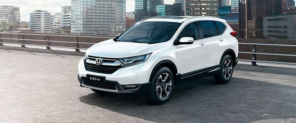 Simular Consórcio Honda CRV