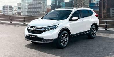 Honda CR-V estreia renovado no Brasil