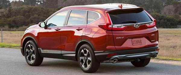 Consórcio Honda CRV 2018