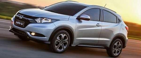 Consórcio Honda HR-V 2018