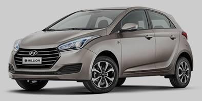 Hyundai estreia Edição Comemorativa 1 Million