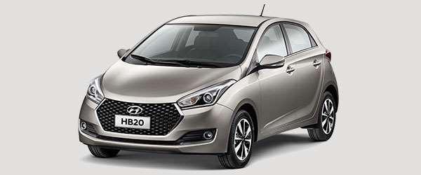 Carta de crédito Consórcio Hyundai HB20