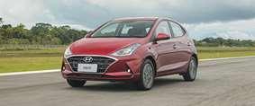 Lançamento: Hyundai HB20 2020 chega às lojas