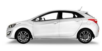 Novo Hyundai i30 em até 80 meses sem juros