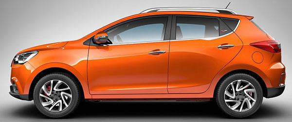 Jac Motors apresenta novo T40 para o Brasil (Foto: Divulgação)