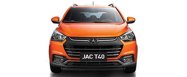 Jac Motors apresenta novo T40 para o Brasil