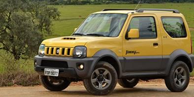 Consórcio Suzuki Jimny em 80 parcelas sem juros, confira!