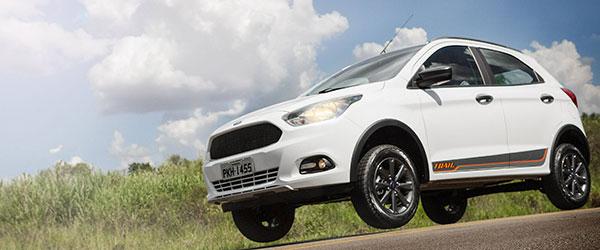 Ford Ka Trail (Foto: Divulgação)