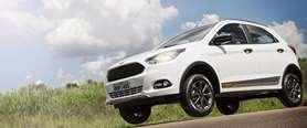 Lançamento: Ford Ka ganha nova versão Trail