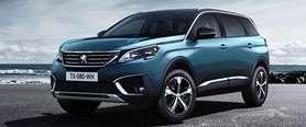 Novidade em 2018: Peugeot 5008 vem aí!