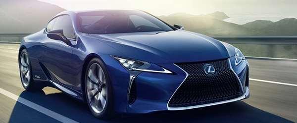 Lexus quer expandir a marca no Brasil em 2017
