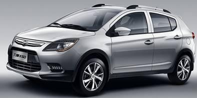Lifan pretende trazer 3 novos automóveis para o Brasil