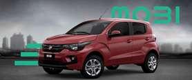 Fiat Mobi em até 80 meses sem juros pelo consórcio