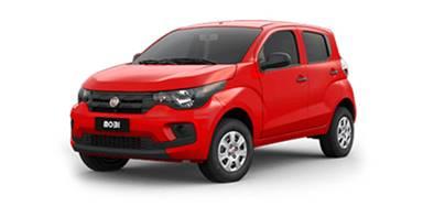 Novo Fiat Mobi em até 80 meses pelo consórcio