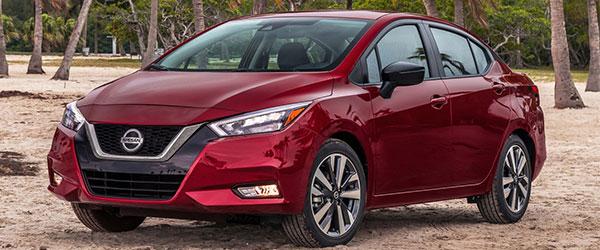 Consórcio Nissan Versa 2020
