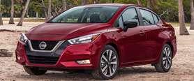 Lançamento: consórcio Novo Nissan Versa 2020
