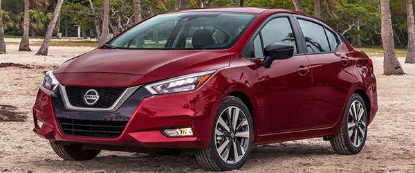 Consórcio para comprar um Nissan Versa