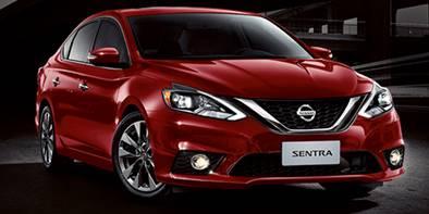Nissan Sentra chega à linha 2017 em grande estilo