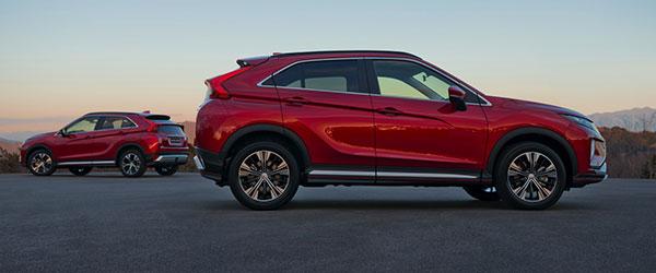 Lançamento: Mitsubishi Eclipse Cross