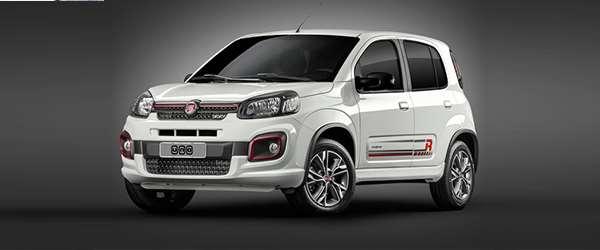 Fiat Uno chega à linha 2017 com muitas novidades
