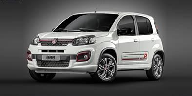 Consórcio Fiat Uno 2018