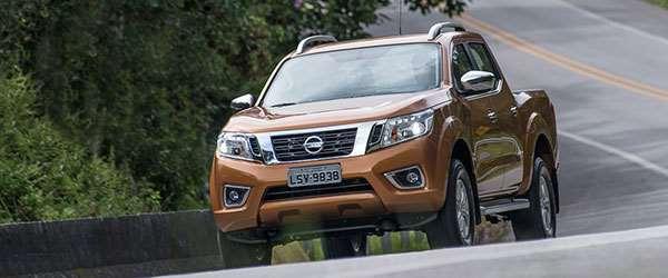 Nova Nissan Frontier em até 100 meses pelo consórcio