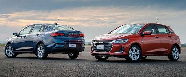 LANÇAMENTO: Chevrolet Onix 2020 chega às lojas