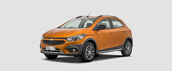 Chevrolet Onix é o mais vendido do Brasil!
