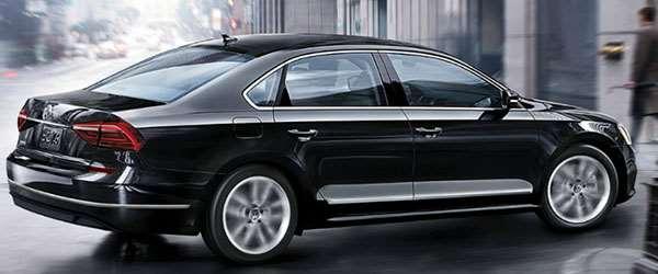 Consórcio Volkswagen Passat 2018
