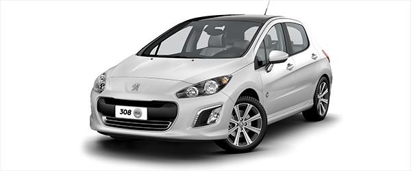 Peugeot 308 Roland Garros em até 80 meses sem juros