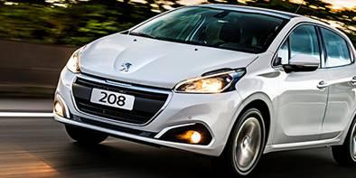 Consórcio Peugeot 208 em 80 parcelas sem juros, confira!
