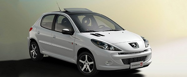 Novo Peugeot 308 Quiksilver em até 80 meses sem juros