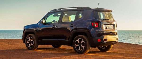 Lançamento: Consórcio Jeep Renegade 2019