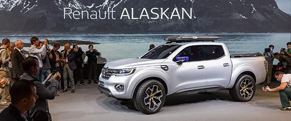 Renault Alaskan (Foto: Divulgação)