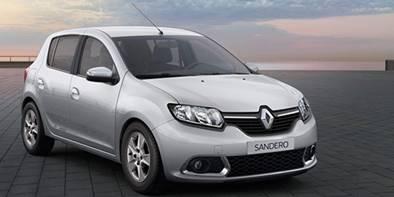 Renault Sandero em até 80 parcelas sem juros pelo consórcio