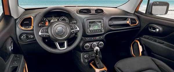 Jeep Renegade é o carro mais seguro produzido no Brasil