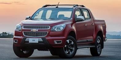 Consórcio Chevrolet S10 com parcelas livres de juros