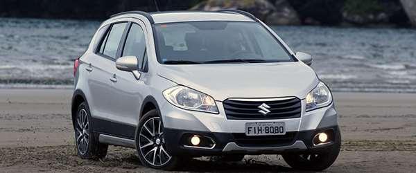 Novo Suzuki S-Cross em até 80 meses sem juros