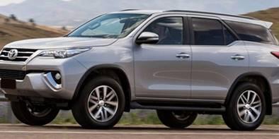 Nova Toyota SW4 em até 100 meses pelo consórcio