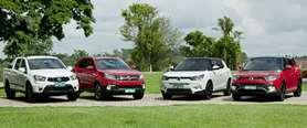 SsangYong volta a vender automóveis no Brasil