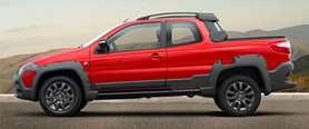 Fiat Strada 2018: compre a picape pelo consórcio