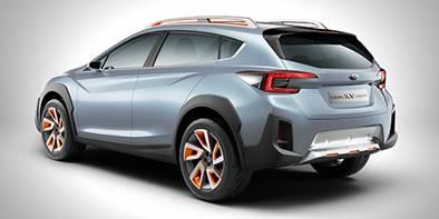 Subaru participa do Salão do Automóvel 2016 com novidades