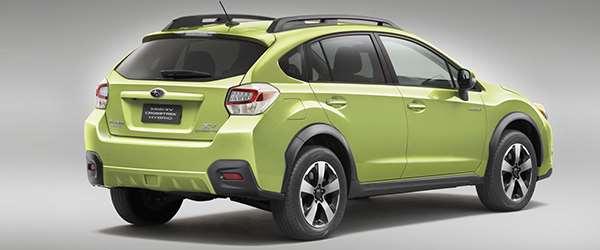 Subaru revela alguns detalhes de seu primeiro carro híbrido