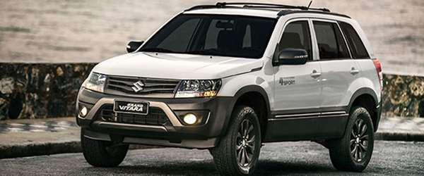 Suzuki Grand Vitara 4Sport pelo Consórcio de Automóveis