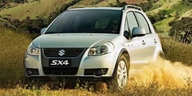 Consórcio Suzuki SX4 Mormaii em até 80 meses sem juros